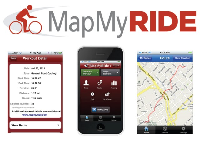 map-my-ride