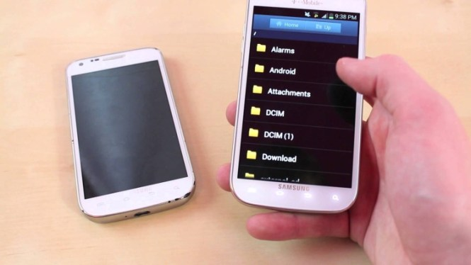 How to Transfer Phone Contacts onto Droid