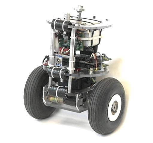 Two wheel Self balancing Robot