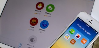 Apps for iPad and iPhone