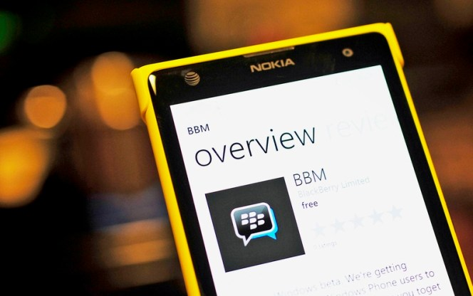 BBM-Windows-Phone