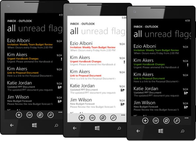 Mail-WindowsPhone