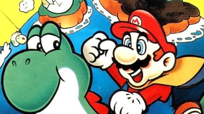 Mario-Game-Android