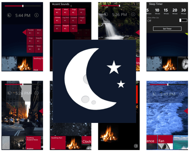 Sleep-app-screenshot