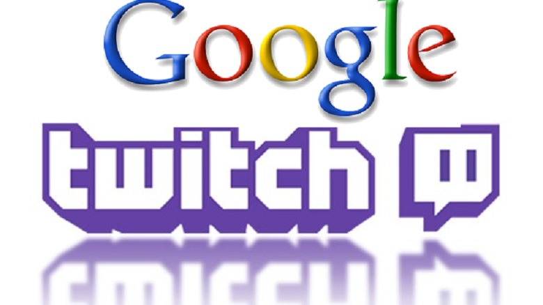 google and twitch deal
