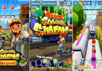 subway surfer updated with China Tour