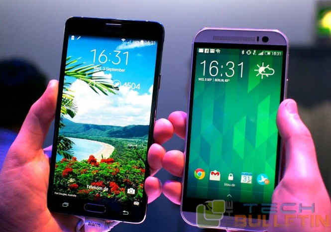 Galaxy-Note-4-vs-One-M8