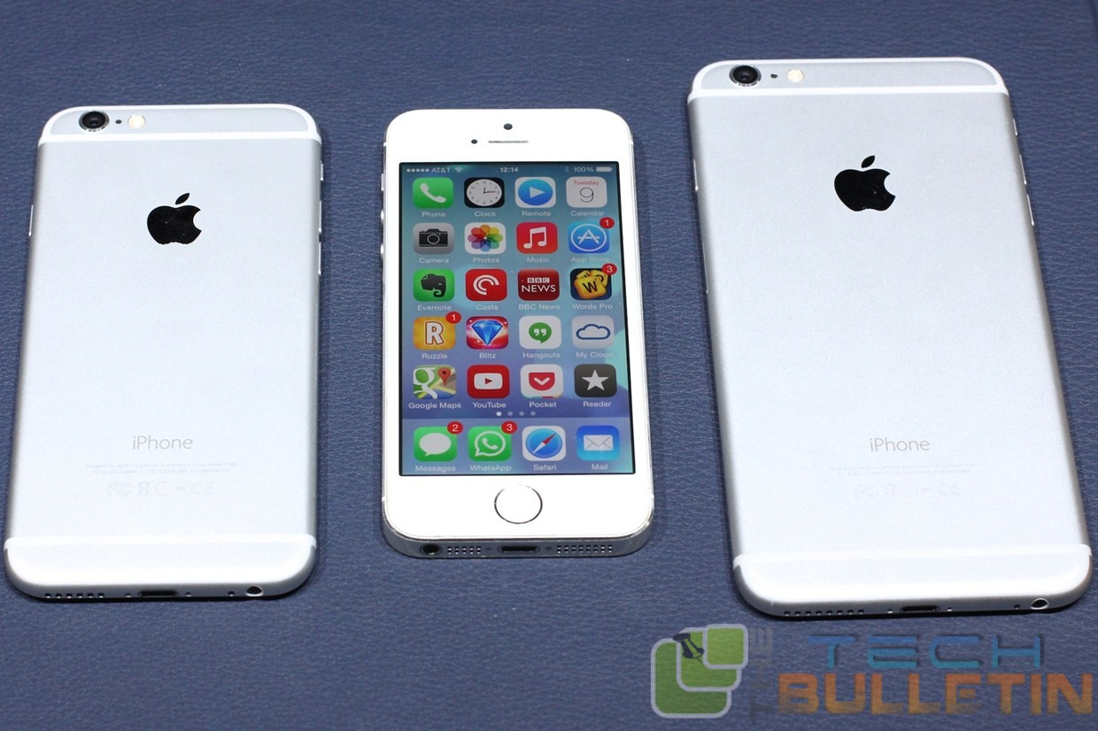 How to take screen shot on iPhone 6 and 6 Plus