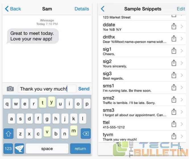 textexpander-keyboard-iOS