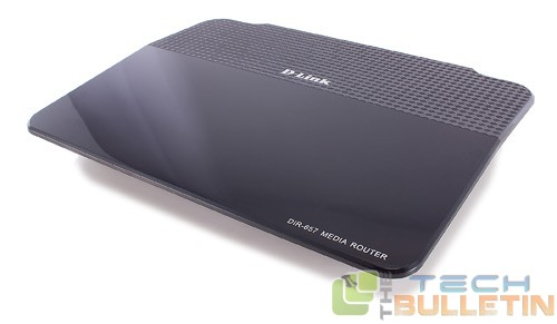 D-Link HD media router 1000 DIR-657