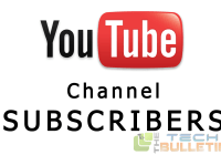 YouTube channels by subscribers