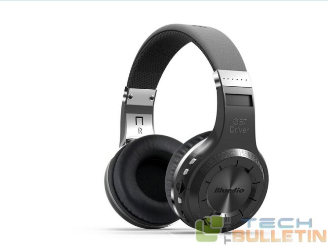 Bluedio H+(Turbine) Bluetooth Wireless Headphone -9