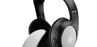 Sennheiser RS120 Wireless RF Headphone-1