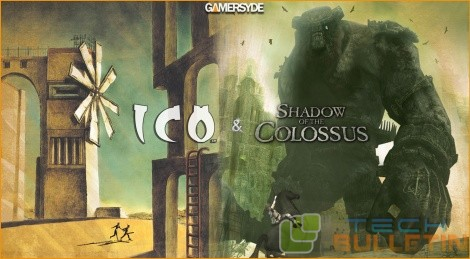 Ico & Shadow of the Colosus