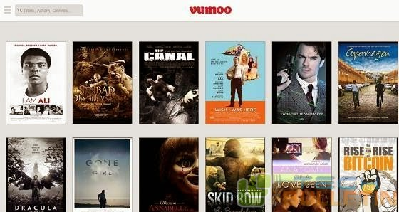 vumoo is one of the best free online streaming sites