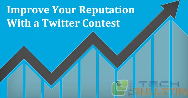 Improve Brand Reputation with Twitter Contests