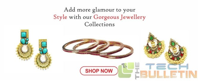 bangles-ear rings-gold