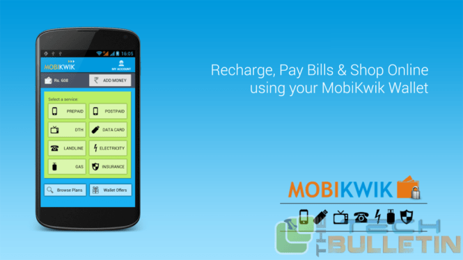 MobiKwik-Feature