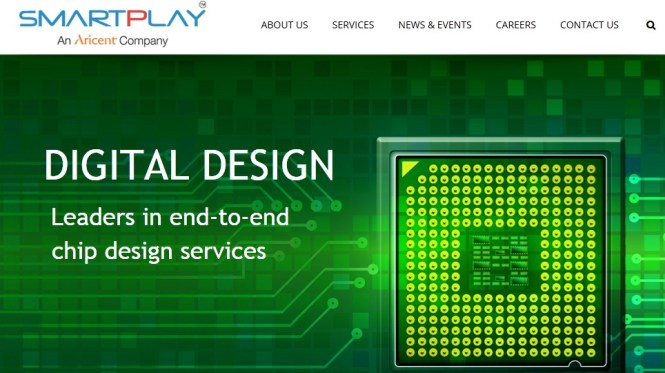 Aricent acquires SmartPlay - Main Banner