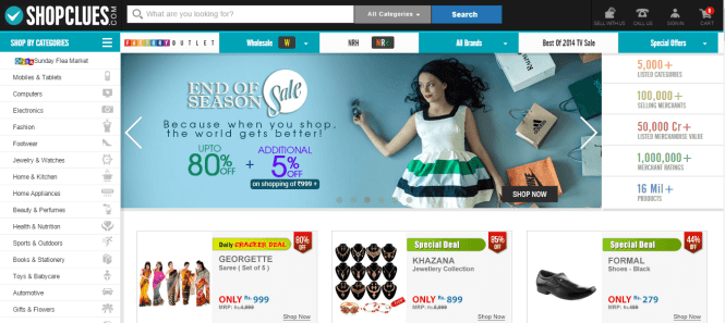 shopclues acquires momoe technologies