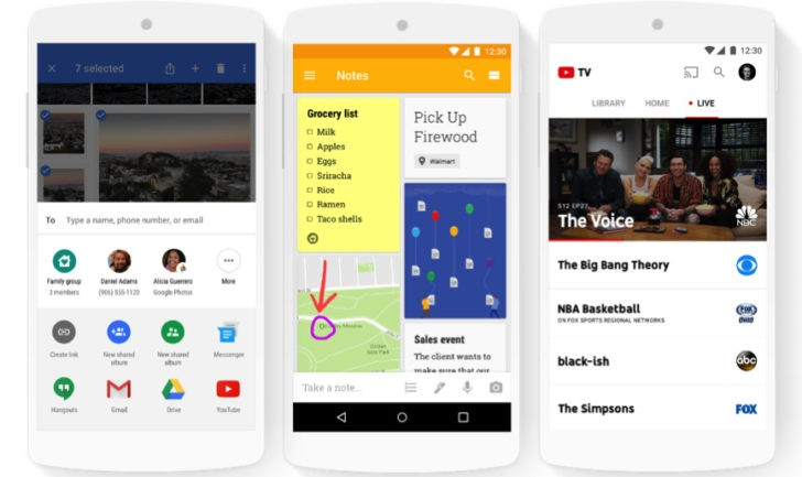 Family Calendar Sharing : Google adds easy simple family sharing to calendar keep