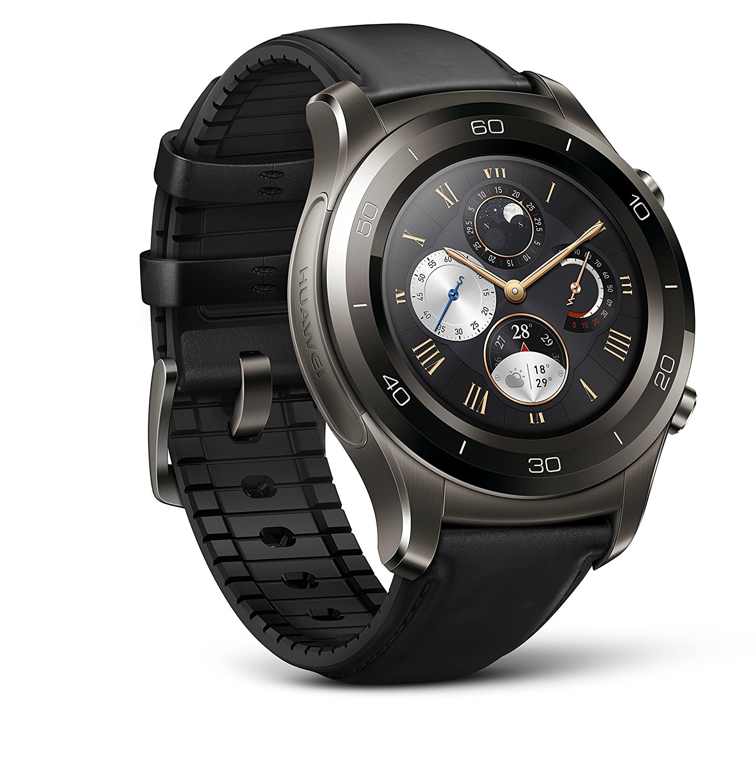 Huawei Watch 2 Classic now available in the USA