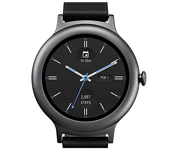 Deal Alert : LG Watch Style Smartwatch with Android Wear 2 ...