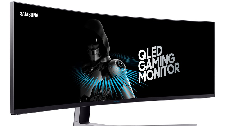 Samsung Announces 49 Inch QLED Gaming Monitor