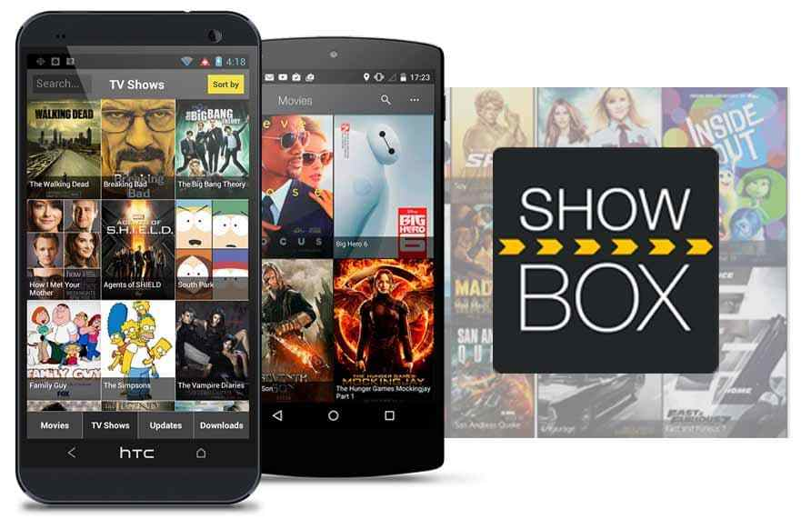 latest showbox download