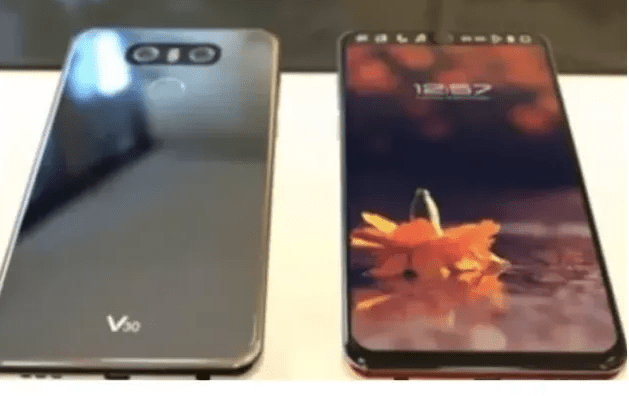 LG released the LG V30 smartphone - the first smartphone with af/1.6 lens
