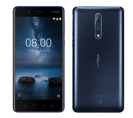 Nokia 8 Appears On Benchmarks, More Specs Revealed