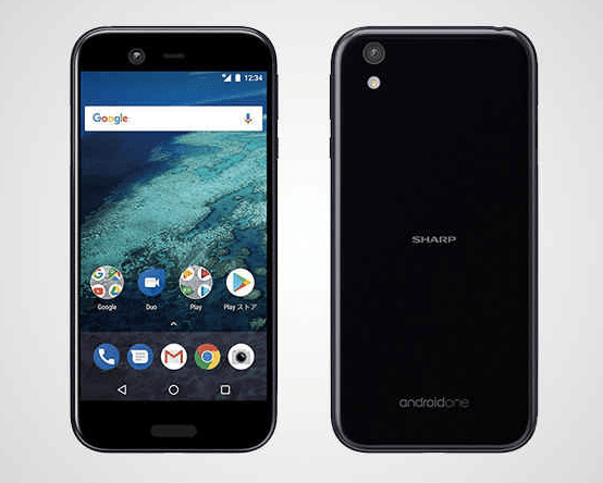 Sharp X1 Android One smartphone launched : Price, Features & Specifications