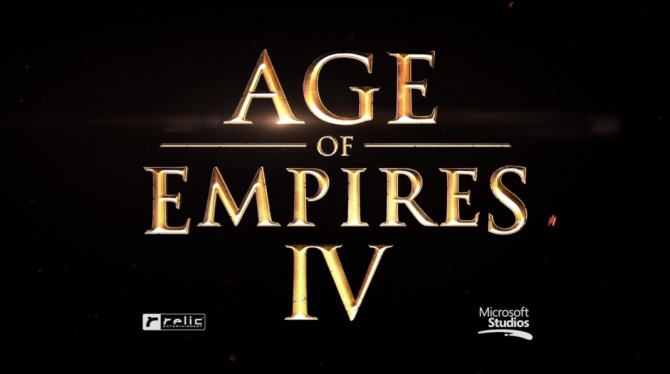 Microsoft Announces Age of Empires IV From Dawn of War Developer Relic