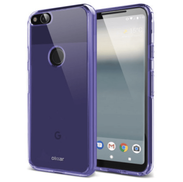 Smaller Google Pixel to retain thick bezels this year