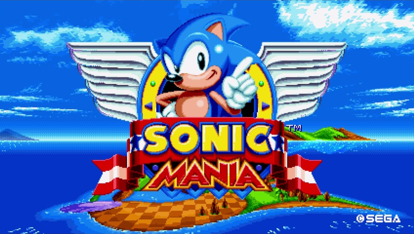 Sonic Mania's secret mode is Sega embracing fans' favorite joke