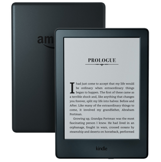 Amazon Adds Audible Support to Kindle