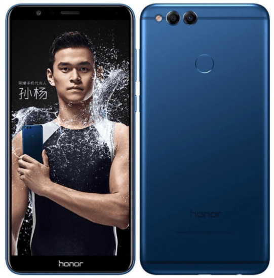 Honor 7X cuts bezels in budget Android