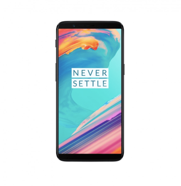 The OnePlus 5T gives you an