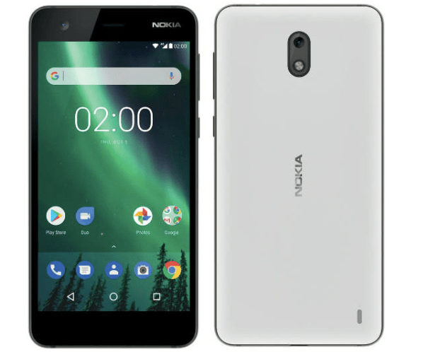 Nokia 3 update to Android OS 8