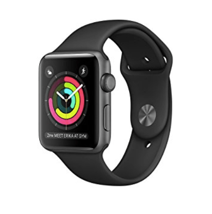Apple Shipped a Record 18M Smartwatches in 2017