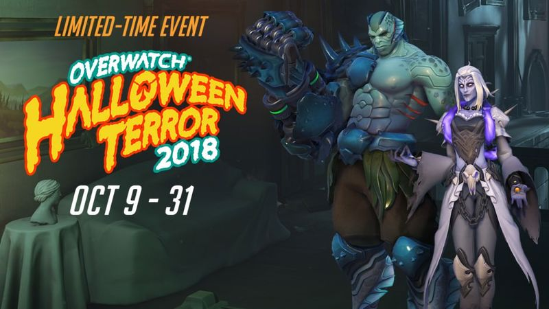 Jul 29, 2021· overwatch's halloween event is blizzard's way of celebrating the spooky season in style. Overwatch Halloween Terror 2018 is Live, New Skins Revealed - The Tech Game