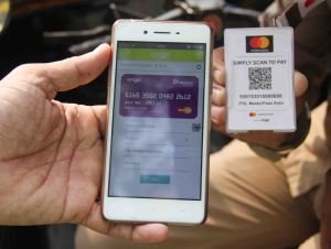 Fast, simple and secure way of paying - Masterpass QR