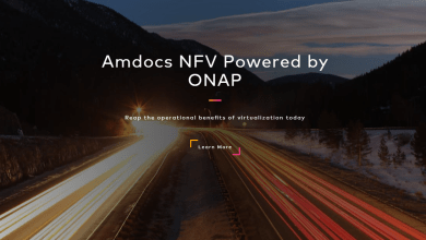 Amdocs Launches NFV Powered by ONAP