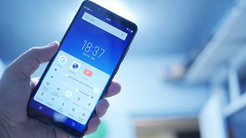 vivo v7 plus, V7+, Vivo infinity display phone, 20-30k category phone with infinity display