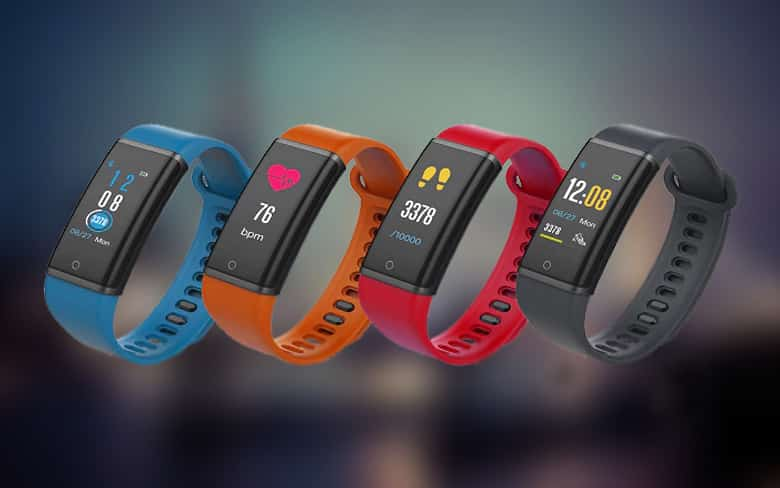 Lenovo HX03F Spectra And HX03 Cardio Fitness Trackers Launched In India