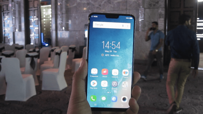 vivo x21 innovative features