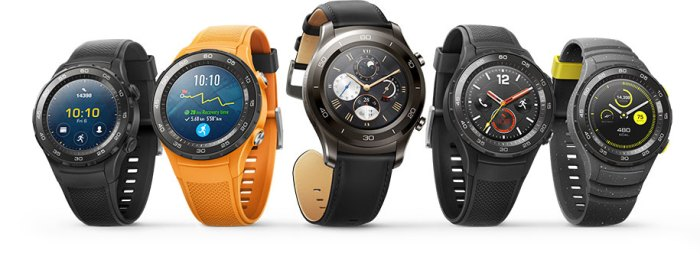 Best Smartwatch of 2018, huawei watch 2
