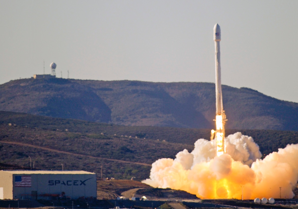 30th Space Wing's 1st Air and Space Test Squadron was the lead for all launch site certification activities at Vandenberg for SpaceX as an Evolved Expendable Launch Vehicle New Entrant.  (U.S. Air Force photo/Airman Yvonne Morales)