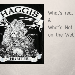 Haggis Hunting and the Web