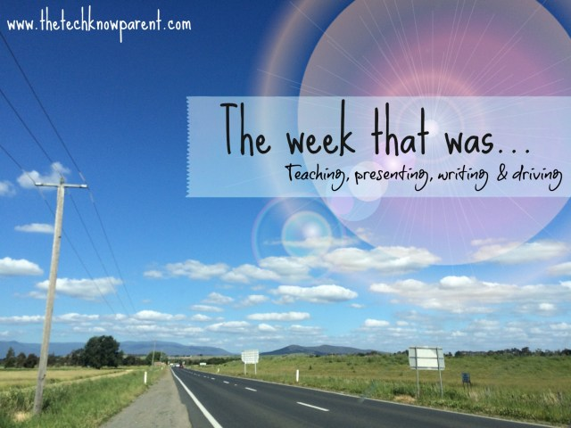 the week that was ICT presenting learning victoria australia